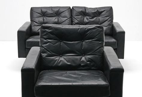 ledersofa 60er jahre 3638 leder sofas sofa bogen33. Black Bedroom Furniture Sets. Home Design Ideas