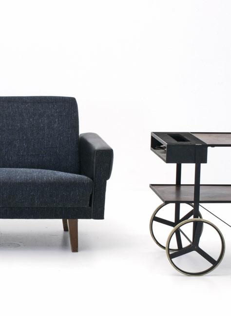 vintage sofa 60er jahre 3640 div sofas sofa bogen33. Black Bedroom Furniture Sets. Home Design Ideas