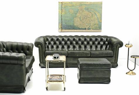 bogen33 sofa leder sofas chesterfield 3er sofa 3673. Black Bedroom Furniture Sets. Home Design Ideas