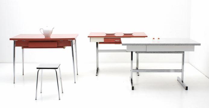 k chentische 4101 div tische tisch bogen33. Black Bedroom Furniture Sets. Home Design Ideas