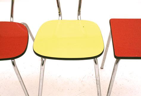 50er Jahre Kuchenstuhle 1452 Div Stuhle Stuhl Bogen33