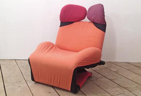 Wink Sessel Cassina