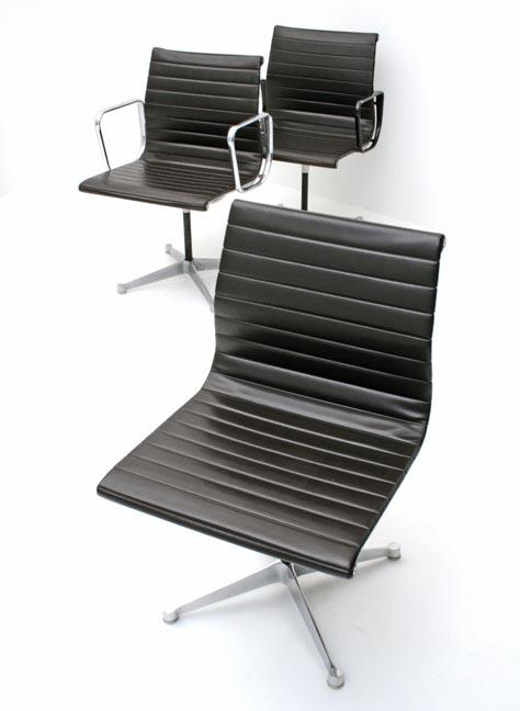 Eames Alu Chairs - 3