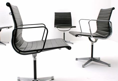 Eames Alu Chairs