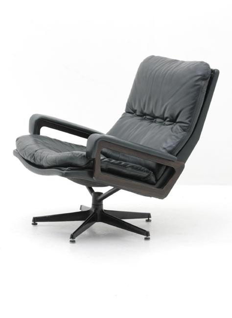 King Chair, Lounge Sessel - 1