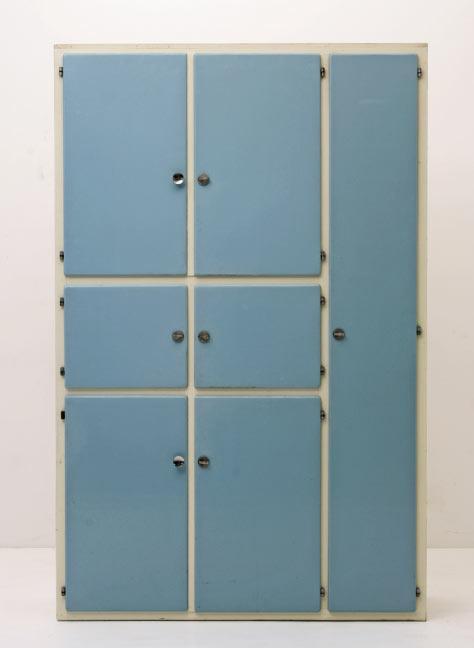50er-Jahre Küchenschrank (4628) | Div.Schränke | Schrank | BOGEN33