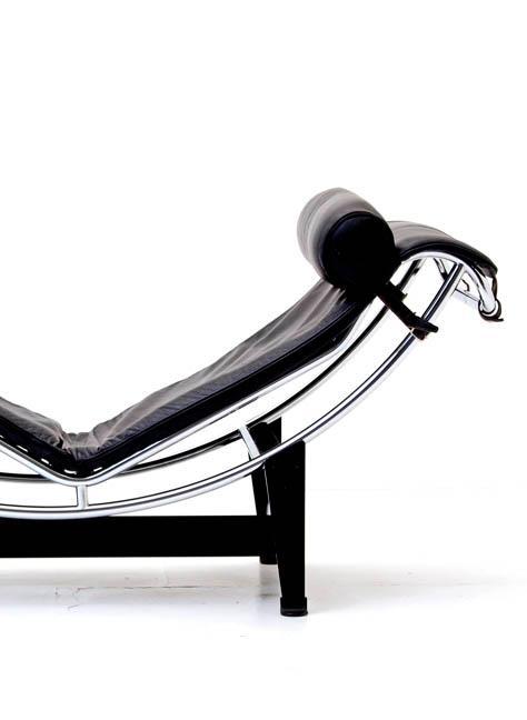 corbusier liege lc4 4828 leder sofas sofa bogen33. Black Bedroom Furniture Sets. Home Design Ideas