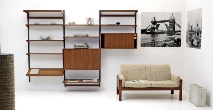 Archiv bogen33 for Wohnwand 60er