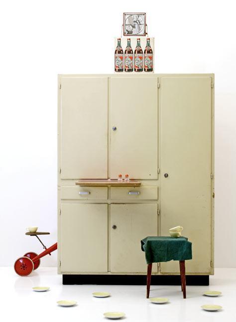 Grosser kuchenschrank 4864 divschranke schrank for Ausziehbarer küchenschrank