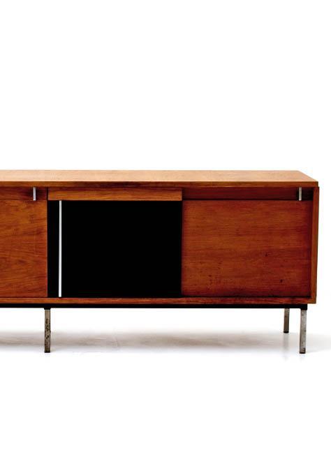sideboard der 50er jahre moderne 4926 sideboard. Black Bedroom Furniture Sets. Home Design Ideas