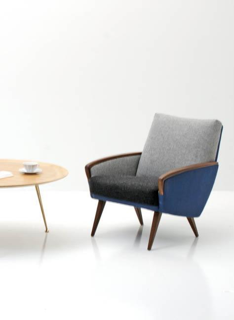 bogen33 sessel div sessel polstersessel 50er jahre 5067. Black Bedroom Furniture Sets. Home Design Ideas