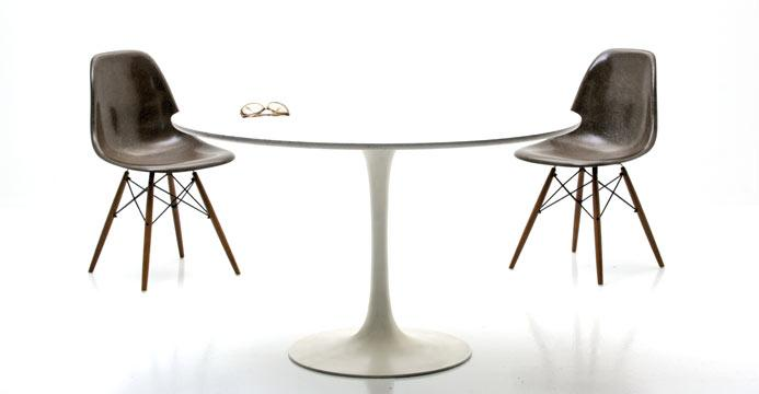 tulip tisch arkana 5124 div tische tisch bogen33. Black Bedroom Furniture Sets. Home Design Ideas