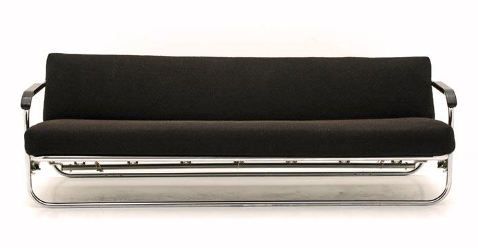stahlrohrsofa 2432 div sofas sofa bogen33. Black Bedroom Furniture Sets. Home Design Ideas
