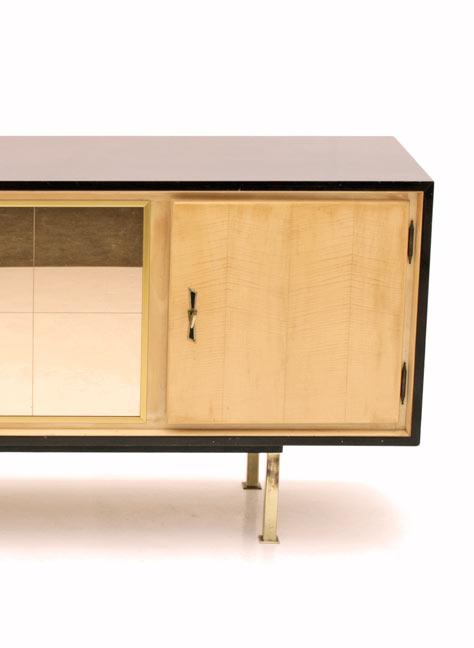 50er jahre sideboard 2790 sideboard schrank bogen33. Black Bedroom Furniture Sets. Home Design Ideas
