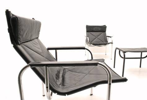 Eichenberger 2802 Leder Sessel Sessel Bogen33