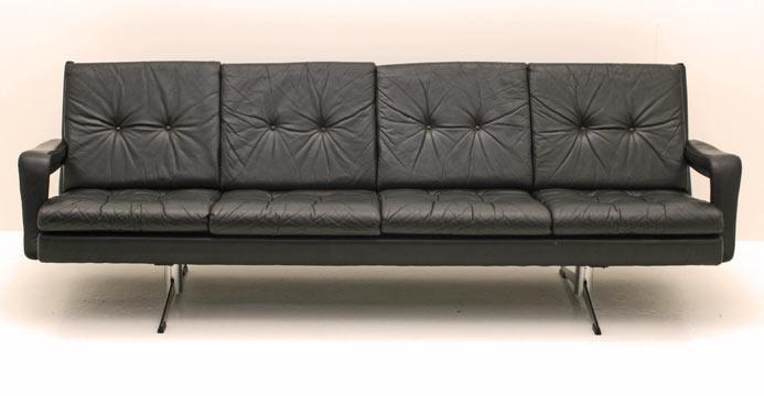 70er jahre sofa kombination 4070 leder sofas sofa for 70 er jahre couch