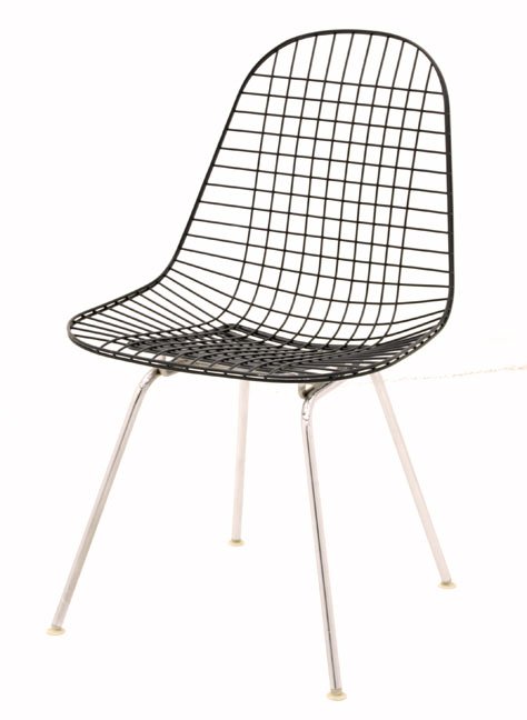 Eames Wirechair - 0