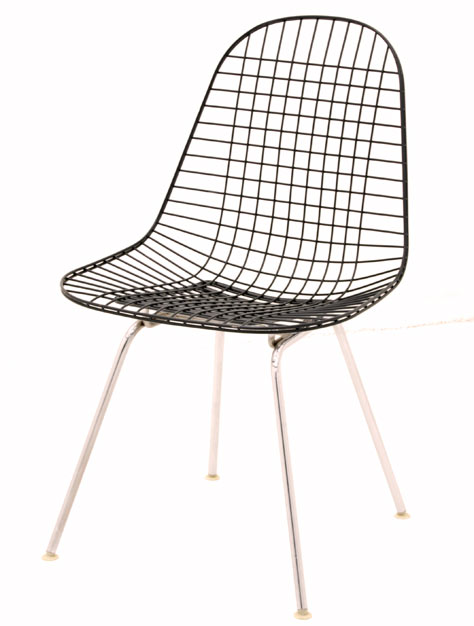 Eames Wirechair - 1