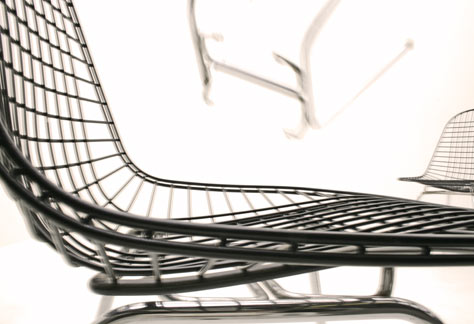 Eames Wirechair - 3