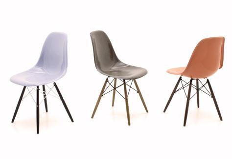 BOGEN33 | Stuhl | Div.Stühle | Stuhl Eames Sidechair (3562)