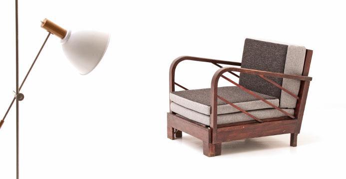Art Deco Sessel 5565 Div Sessel Sessel Bogen33