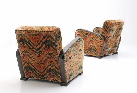 art deco sessel 5773 div sessel sessel bogen33. Black Bedroom Furniture Sets. Home Design Ideas