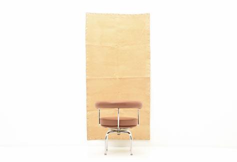 corbusier stuhl lc 7 6196 div st hle stuhl bogen33. Black Bedroom Furniture Sets. Home Design Ideas