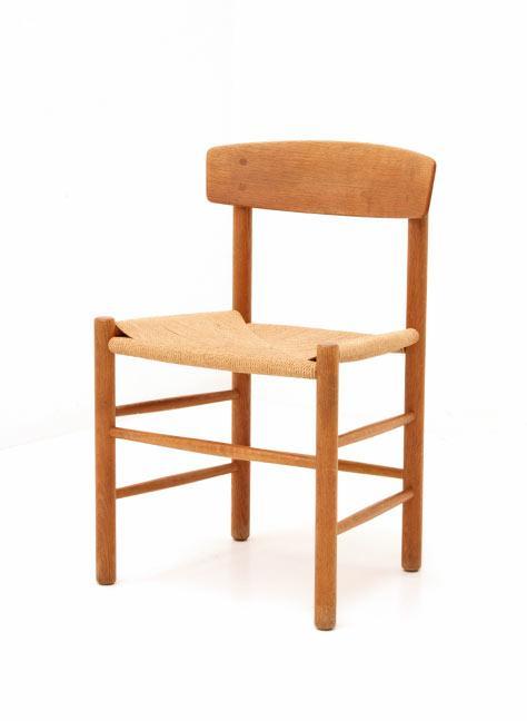 Danische Stuhle Borge Mogensen