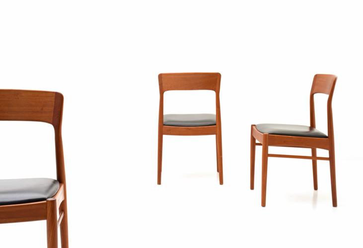 Dänisches Stuhlset 6er Set 6465 Div Stühle