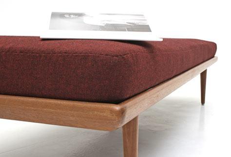 daybed der 60er jahre 5212 div sofas sofa bogen33. Black Bedroom Furniture Sets. Home Design Ideas