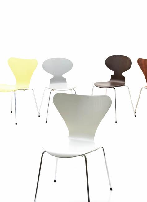 design arne jacobsen fritz hansen vintage 5990 div st hle stuhl bogen33. Black Bedroom Furniture Sets. Home Design Ideas