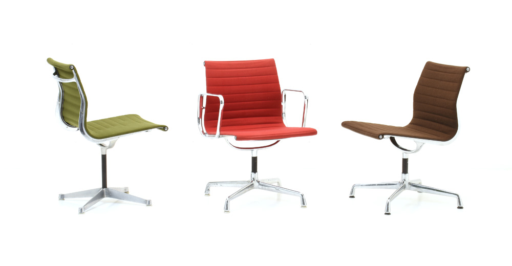 Eames Alu Chair EA 101, EA 104