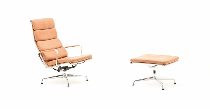 Eames Chair, EA 222 / EA 223 - 2