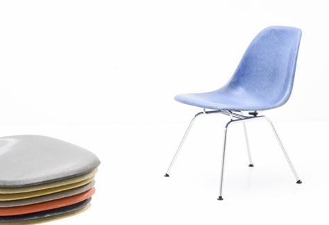 Eames Chair, low base