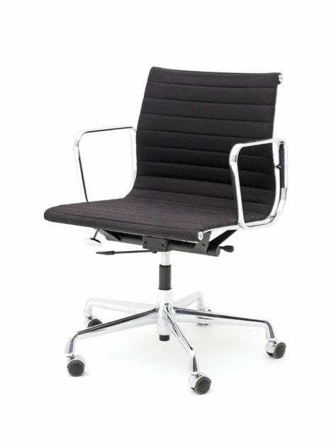 bogen33 stuhl b ro stuhl eames ea 117 office chair. Black Bedroom Furniture Sets. Home Design Ideas