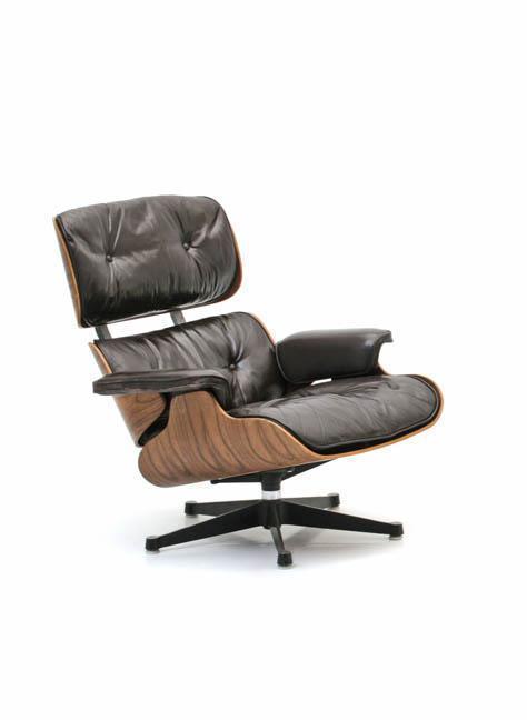 bogen33 sessel leder sessel eames lounge chair 5419. Black Bedroom Furniture Sets. Home Design Ideas