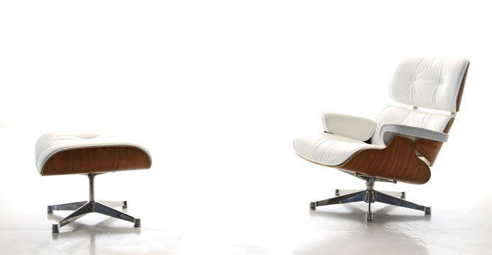 Eames Lounge Chair, Vitra