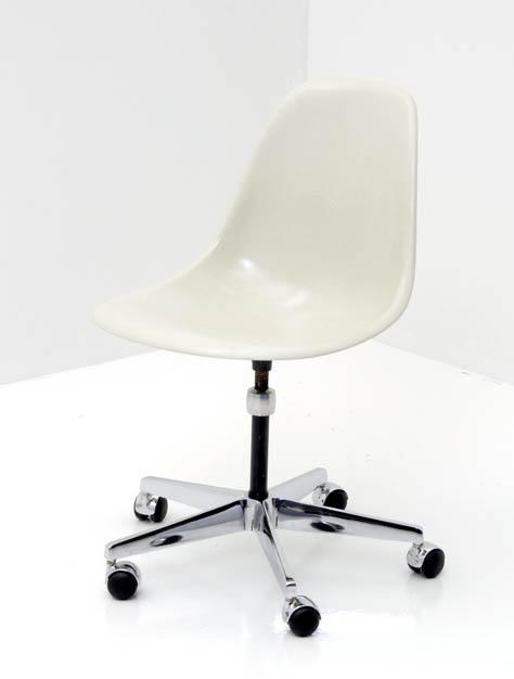 Eames Office Sidechair - 2