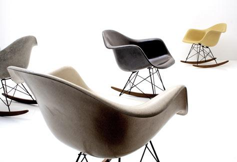 Eames Rocking Arm Chair, RAR