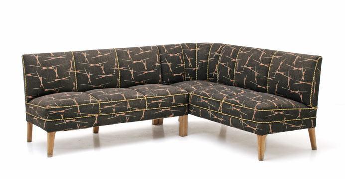 bogen33 sofa div sofas ecksofa 50er jahre 5417. Black Bedroom Furniture Sets. Home Design Ideas