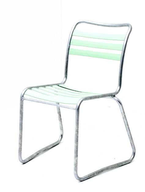 Gartenstuhl mit kufen neu 5123 gart stuhl garten for Design stuhl mit kufen
