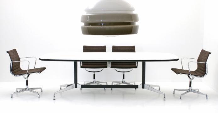 eames konferenztisch 5204 div tische tisch bogen33. Black Bedroom Furniture Sets. Home Design Ideas