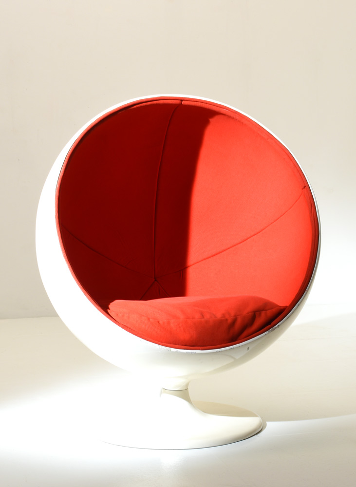 Kugelsessel, Ball-Chair - 1