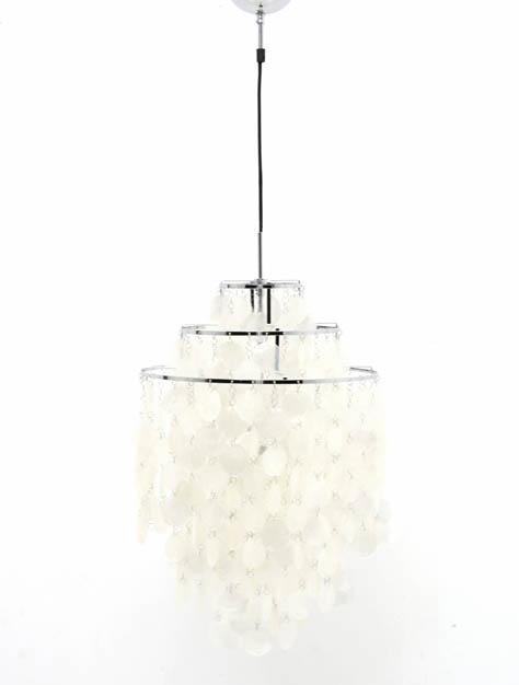 lampe verner panton fun 1 neu 4114 div leuchten. Black Bedroom Furniture Sets. Home Design Ideas