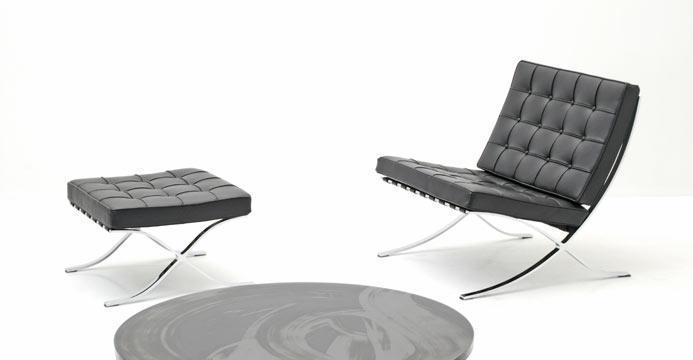 ledersessel mit ottoman 5194 leder sessel sessel bogen33. Black Bedroom Furniture Sets. Home Design Ideas