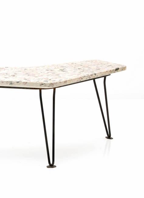 loungetisch terrazzo 4321 lounge tisch tisch bogen33. Black Bedroom Furniture Sets. Home Design Ideas
