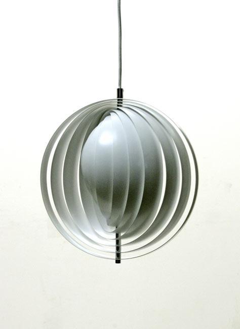 moon lamp verner panton 4602 div leuchten lampen bogen33. Black Bedroom Furniture Sets. Home Design Ideas