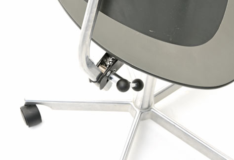 Office Chair, KEVI - 3