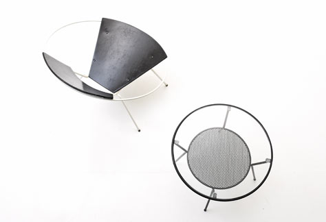 Ring-Chair, Neuauflage - 0