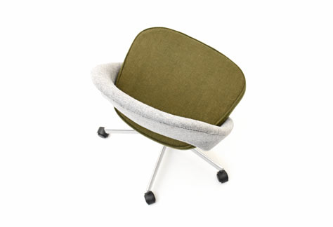 Saarinen Office-Chair, restauriert